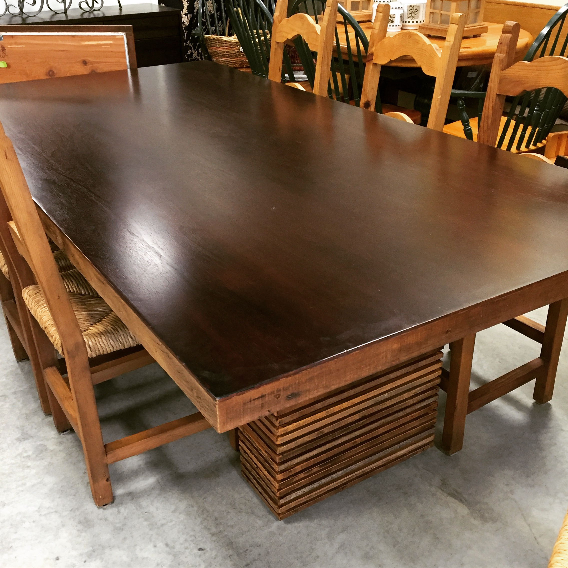 High Dining Table Crate And Barrel Dining Table High Dining Table ...